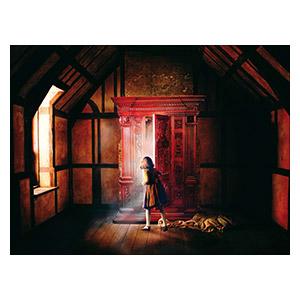 Chronicles of Narnia. Размер: 40 х 30 см